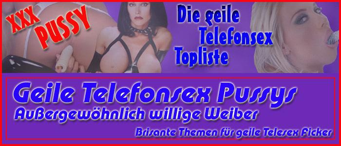 60 Telefonsex Pussys - Die geile Telefonsex Topliste
